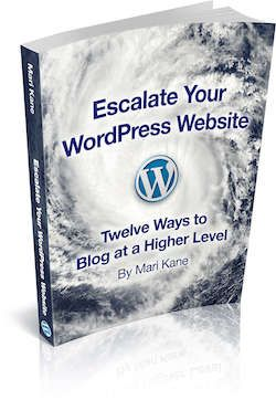 Subscribe to Blogsite Studio and get my new ebook, Escalate Your WordPress Website! http://blogsitestudio.com/subscribe-and-escalate-your-wordpress-website/