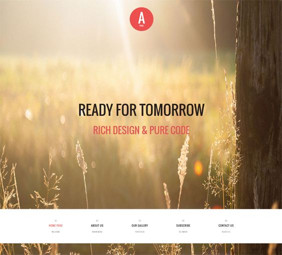 9 best 9 of the best one page drupal themes images on for Drupal 404 template