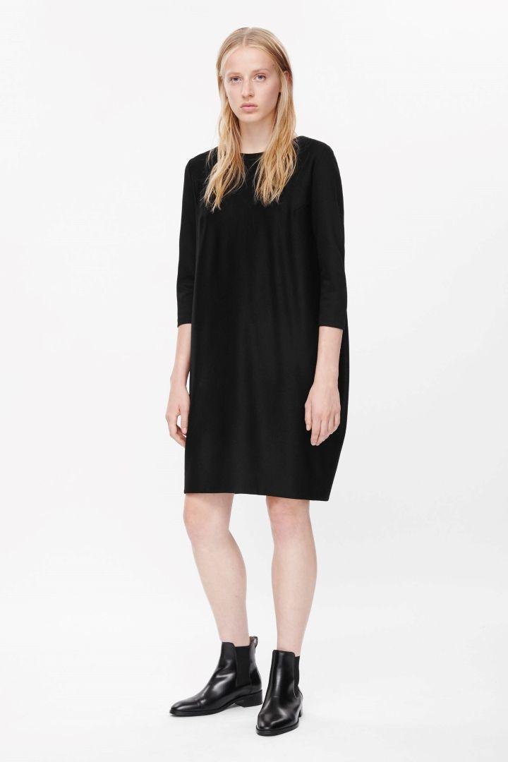 COS | 3/4-sleeve oversize dress