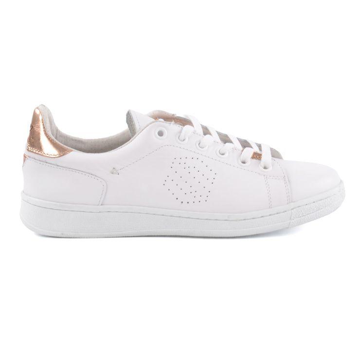 Rose Heel Sneaker