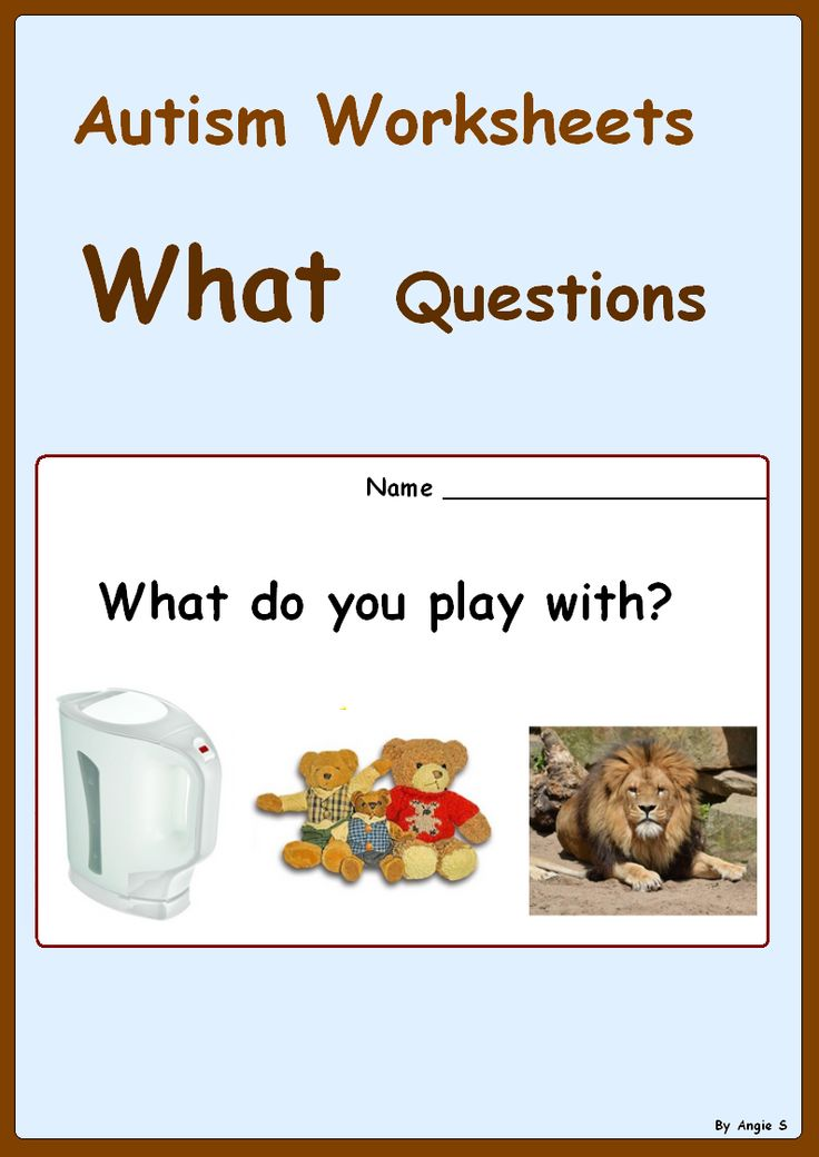 chome hearts What Questions Autism Worksheets a great activity to target basic quot what quot questions good for students with autism and special needs  Autism For more resources follow https  www pinterest com angelajuvic autism special education resources angie s tpt sto