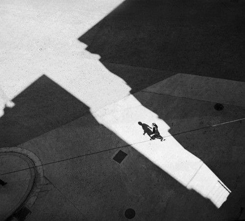 Fan Ho - Arrow, Hong Kong, 1958