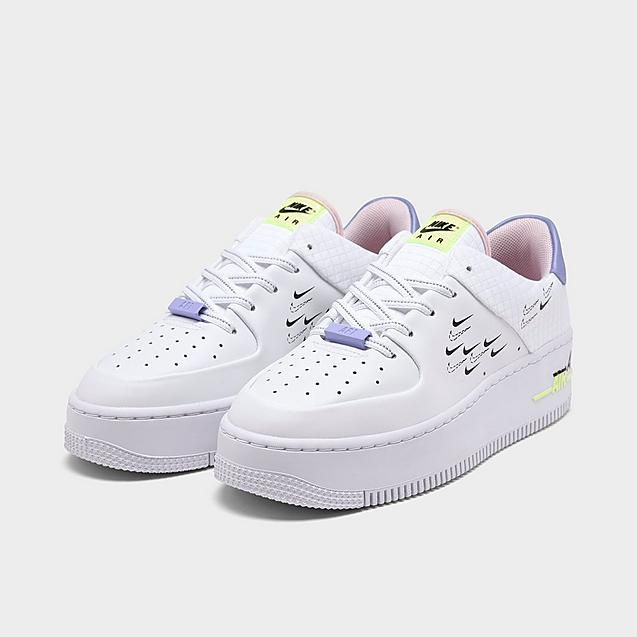 Women's Nike Air Force 1 Sage Casual