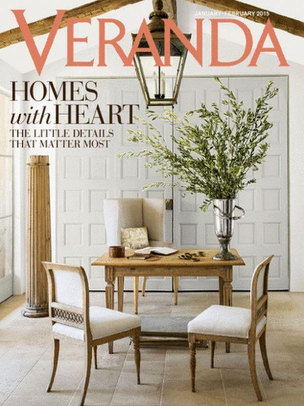 8 best veranda magazine images on pinterest