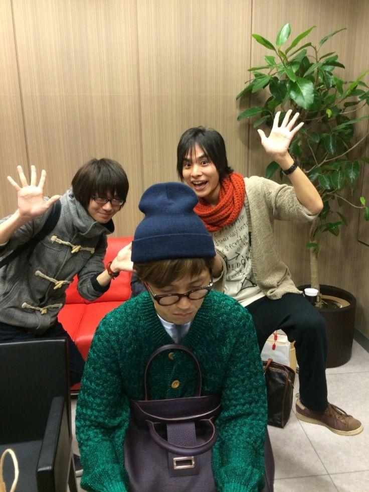 前後|浪川大輔 オフィシャルブログ 2013-12-11 前後