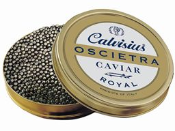 Oscietra Royal (Russian Sturgeon Caviar) by Calvisius #Ossetra #Royale