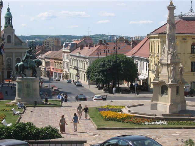 Pécs (pr. petsh) #Hungary
