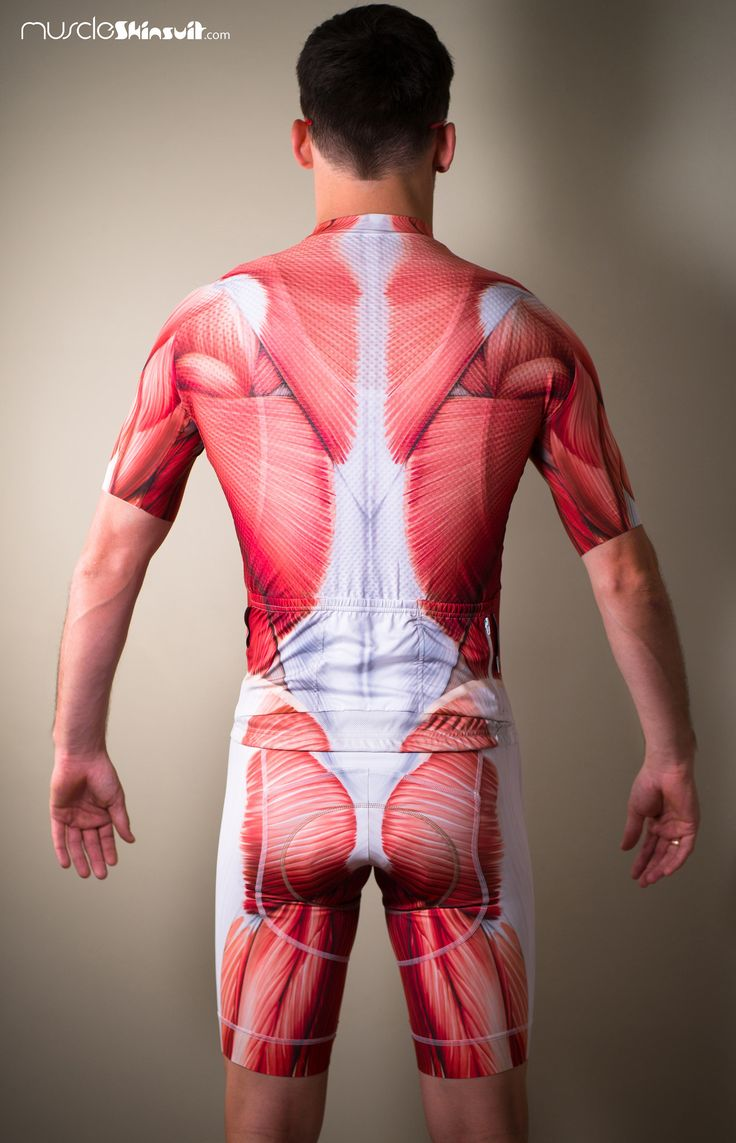 https://flic.kr/p/Nu54x9 | muscle cycling | more info about this product on: muscleskinsuit.com/Muscle_cycling_kit