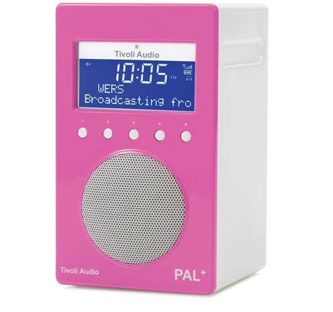Tivoli Radio Pal+ Glossy Pink