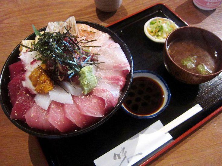 上尾市畔吉「高半」の牛ステーキ丼 | カゴハラネット 籠原・熊谷・深谷などのおすすめランチ・グルメ・地域情報など