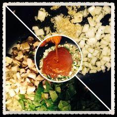 Semi-Homemade Spaghetti Sauce