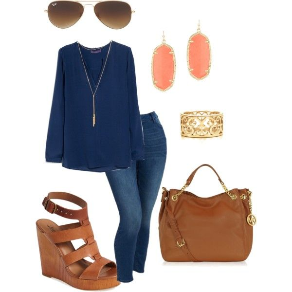 Summer Nights (plus size fashion) by smileyjane on Polyvore featuring polyvore, fashion, style, MANGO, Old Navy, Lucky Brand, Michael Kors, Tiffany & Co., Kendra Scott, Ray-Ban, plus, plussize, plussizefashion, plussizeoutfit and plussizesummer