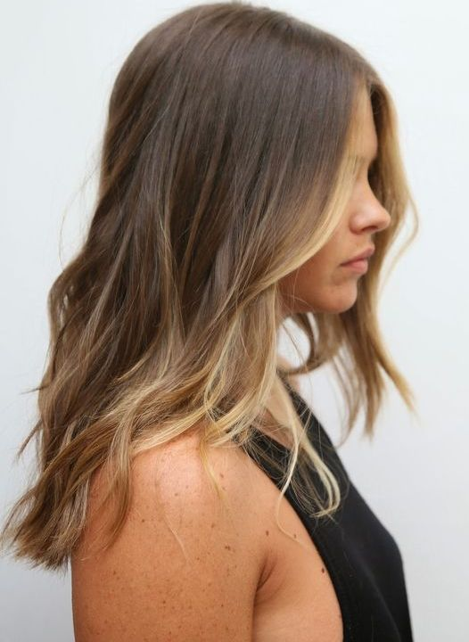 Top 16 Sensational Medium Length Hairstyles 2016 2017