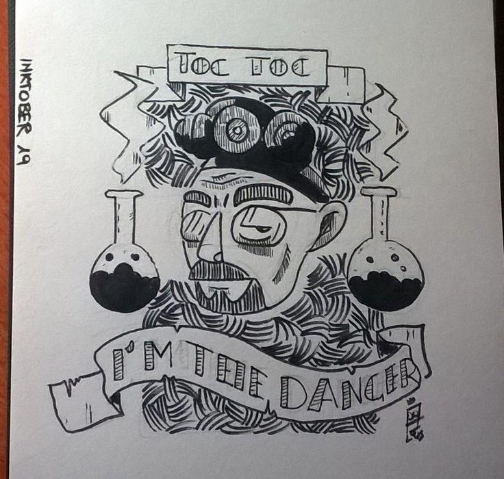 Claudio Lous Cosentino - illustration - #inktober #inktober2015 #inktobersonry #massoneriacreativa - www.massoneriacreativa.com