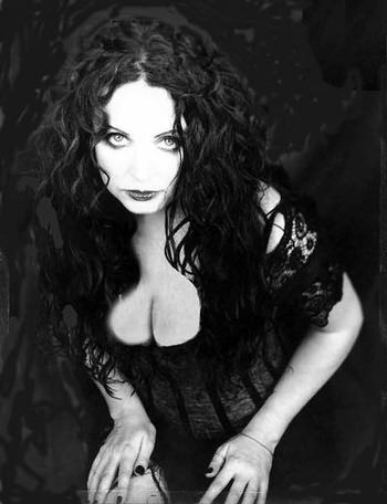 """Sarah Brightman - I know, """"Where the hell did that come from?"""" Sometimes I come out of left field, alright?"""
