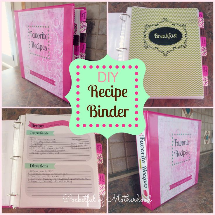 Looking for a functional way to organize your recipes? Well you've come to the right place! These printable templates are designed to help you make your very own recipe binder. All templates are de...