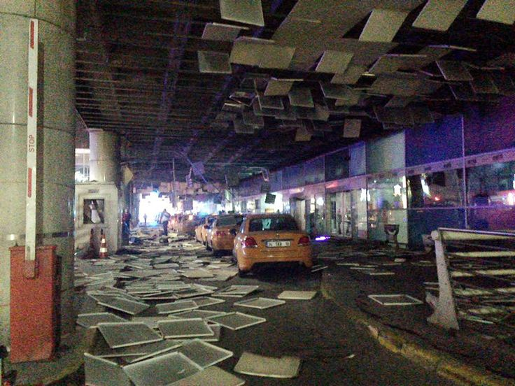 Istanbul Airport Bombed: At Least 10 Dead, Dozens Injured in Reported Suicide Attack http://www.people.com/article/istanbul-airport-explosions-gunfire-reported