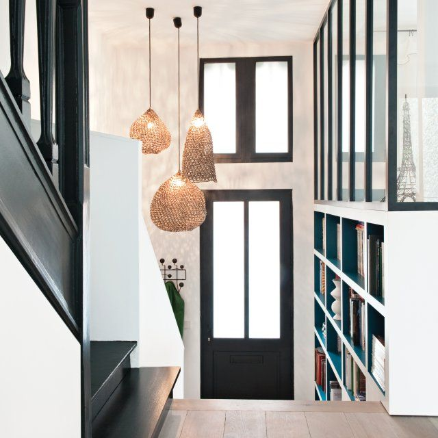 Awesome Entree Avec Escalier Gallery - Design Trends 2017 ...