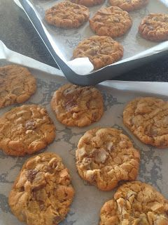 The VZUG Combi-Steam Queen: Hot Air Humid - Choc Peanut Butter Cookies