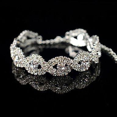 Armbanden met ketting en sluiting / Bangles / Zilveren armbanden 1 stuks,Gouden…