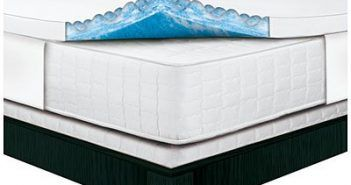 Serta Rest Queen 3″ Gel Memory Foam Mattress Topper Review