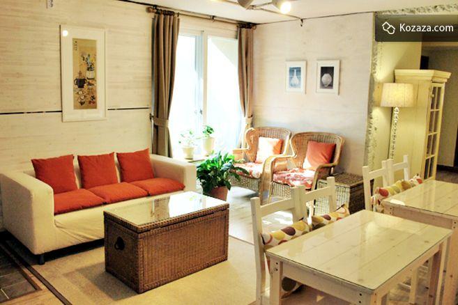 Le sol Guest house in Hongdae : Pine
