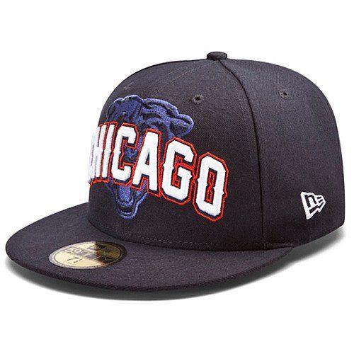NFL Chicago Bears Draft 5950 Cap Child New Era. $19.99