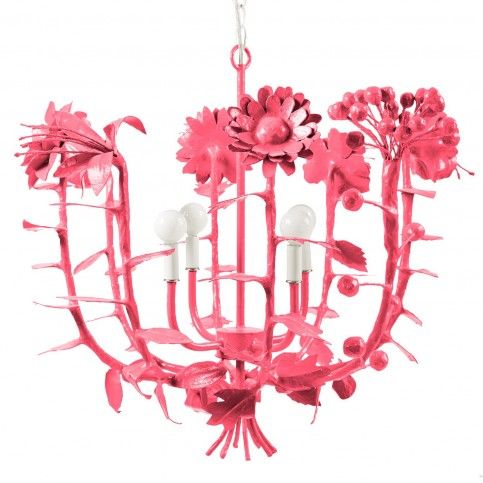 THE WELL APPOINTED HOUSE - Luxury Home Decor- Flower Bouquet Chandelier