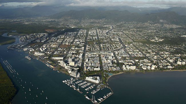 Is 'big Cairns' going to be bigger than Hobart? Population predicted to swell to 205,000 over next decade