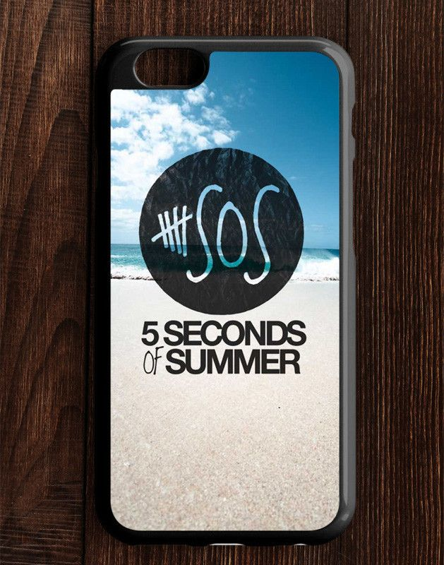5 Second Of Summer Beach iPhone 6 | 6S Case