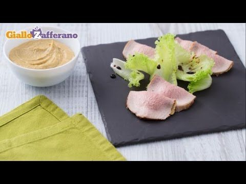 VITELLO TONNATO ALLA MANIERA ANTICA di Davide Scabin - YouTube