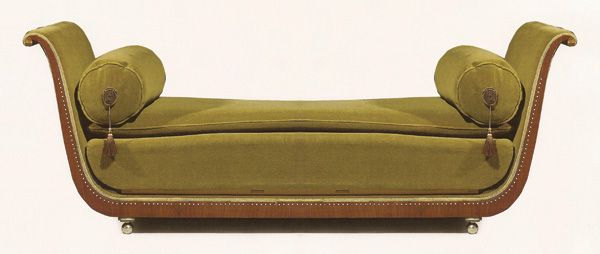 SPRUCE Upholstery Art Deco Furniture