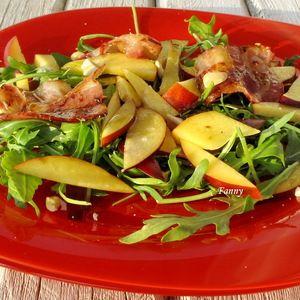 Салат с грудинкой рецепт с фотографиями