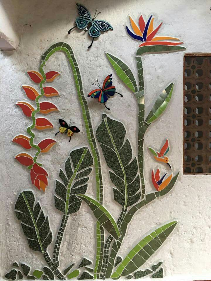 Mosaiquismo y Trincadis