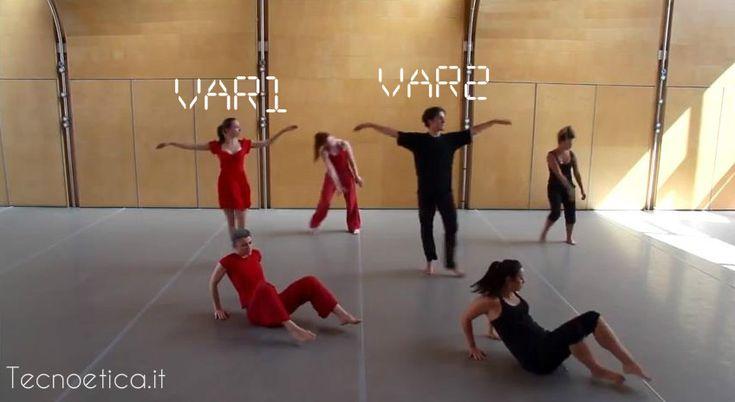 La statistica spiegata con la danza moderna