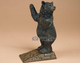 Southwestern Door Stop -Black Bear