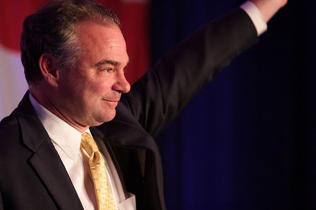 Tim+Kaine+Pushed+for+Income+Tax+Hikes+on+Families+Making+as+Little+as+$17,000