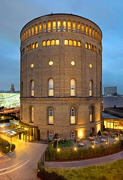 Small Luxury Hotels of the World Hotel im Wasserturm, Cologne Hotel, Germany City Breaks, SLH