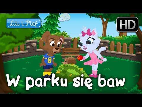 Trzeci teledysk z serii Lili i Plaf na Placu Zabaw. Piosenka dla dzieci pod…