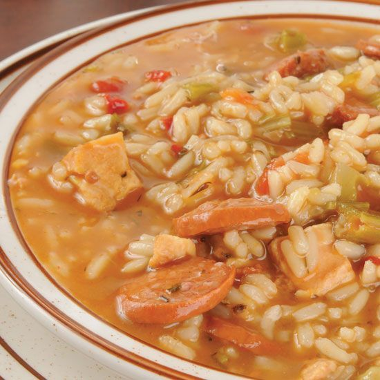 Slow-Cooker Chicken & Sausage Gumbo Recipe - Food and Entertaining - Capper's Farmer