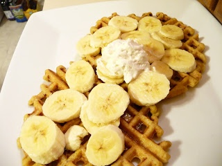 Wonder Low Carb Waffles featuring Pork Rinds - Surprisingly delicious #PorkRinds #Waffles #Rudolphs