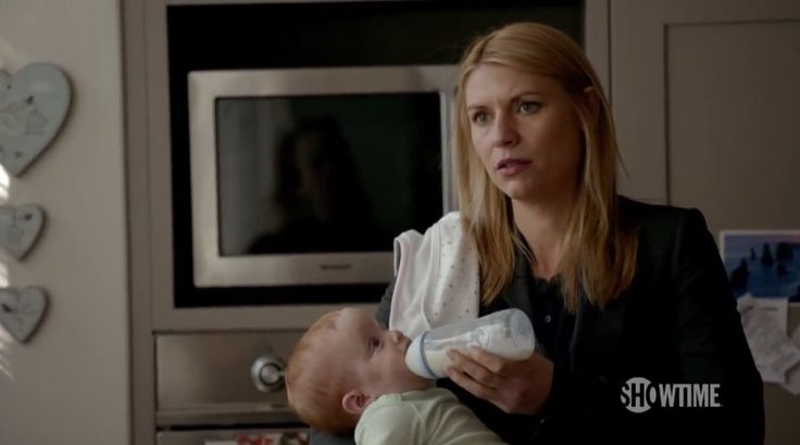 Homeland' Season 4 Premiere Carrie's Baby - Business Insider