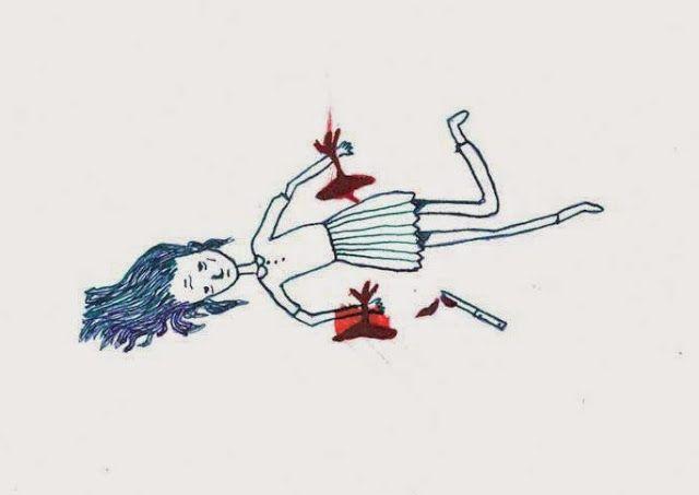 My Kreatívci • Umenie a kultúra: Eva Jaroňová - Smrt, vražda, sebevražda nebo i násilí jsou kolem nás a neměly by být v umění tabu. http://mykreativci.blogspot.sk/2015/07/eva-jaronova-smrt-vrazda-sebevrazda.html#more