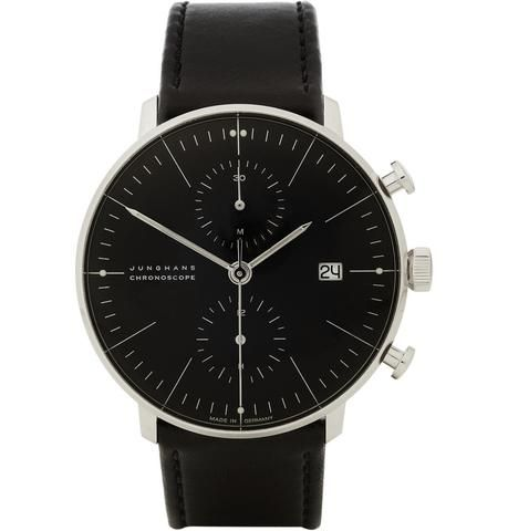 Junghans X Max Billstainless Steel Automatic Chronograph Watch mr. Porter