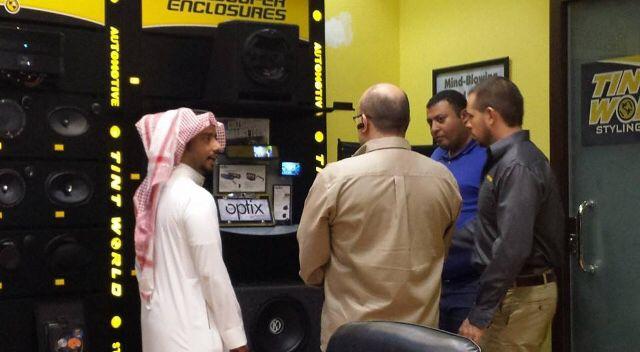 Tint World Saudi Arabia Customer Service