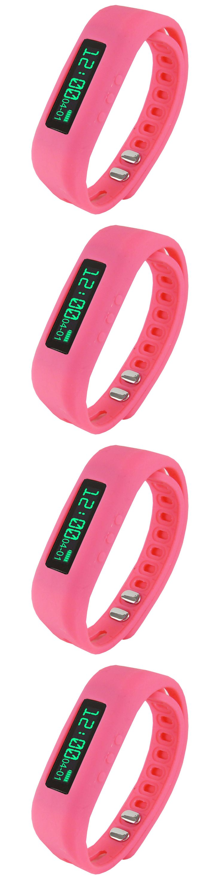 Pedometers 44077: Fitbit Alta Fitness Wristband With Bluetooth Pedometer, Calorie Counter Pink -> BUY IT NOW ONLY: $43.76 on eBay!