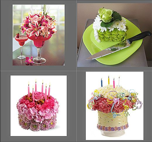 cake pop flowers