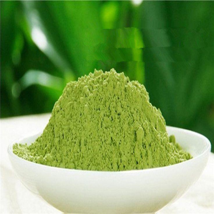 2016 Pure Natural Green Tea Organic Matcha Powder Authentic Slimming Tea Meal Re