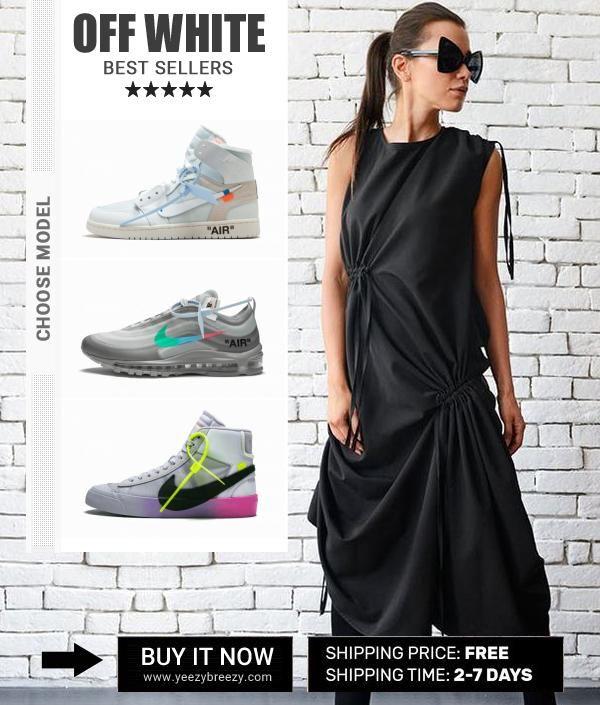 Nike Off-White Air Jordan 1 OG White
