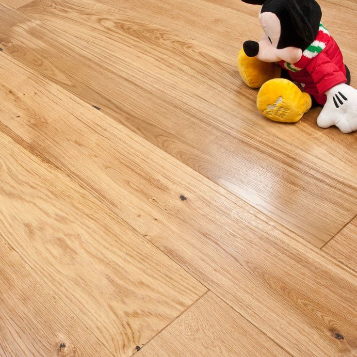 Alverton Engineered Flooring 20/5mm x 190mm Oak Brushed and Lacquered 2.09m2 - from Discount Flooring Depot UK. From £32.99 per m2.